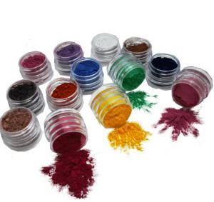 Artistry Pigment Powders