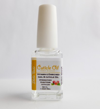 Cuticle Oil - Peach Scent - 15 ml