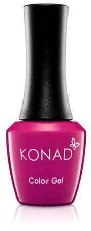 Konad Color Gel Nail Polish - CG043 Magenta Pink