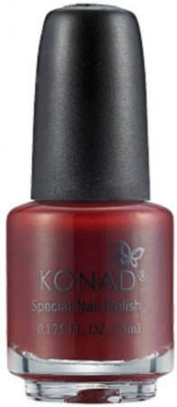 Konad Nail Art - Special Nail Polish - S16 Wine Red