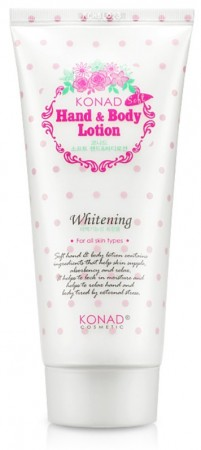 Konad Soft Hand & Body Lotion - Whitening