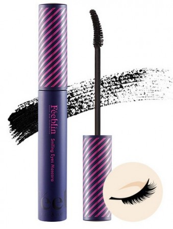 Feeblin Smiling Eyes Mascara 01 Natural & Curling