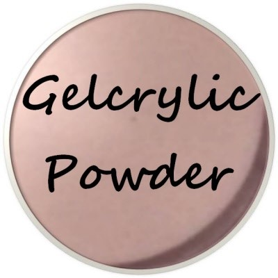 Gelcrylic Powder - Naughty Nude Collection - All Natural