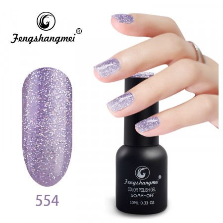Fengshangmei Color Polish Gel #554