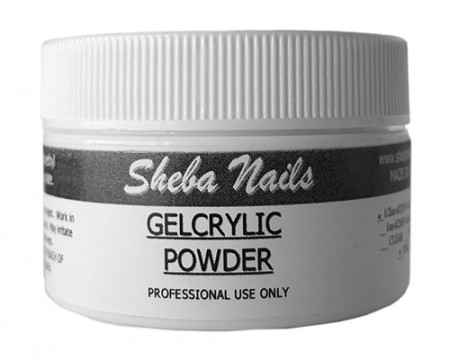 Gelcrylic Powder - White