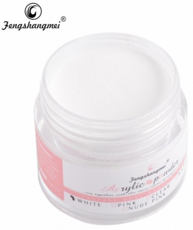 Fengshangmei Acrylic Powder - White - 30 ml