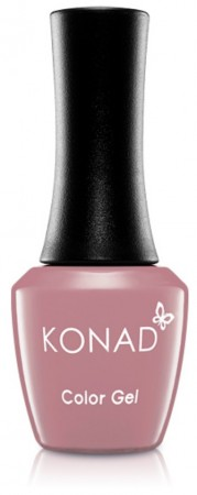 Konad Color Gel Nail Polish - CG086 Mocha Rose