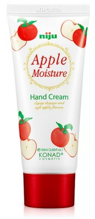 niju Moisture Hand Cream - Apple