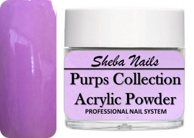 The Purps Acrylic Powder Collection - Lavender