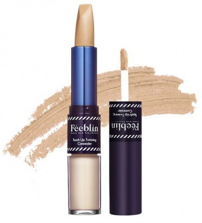 Feeblin Touch Up Twinning Concealer B3 Nude Beige