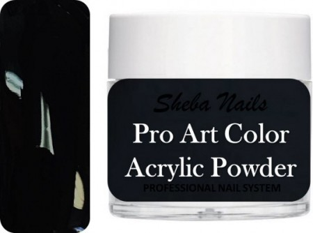 Pro Art Color Acrylic Powder - Midnight