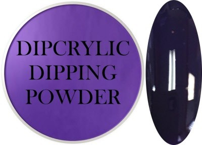 Dipcrylic Acrylic Dipping Powder - Art Collection - Plum