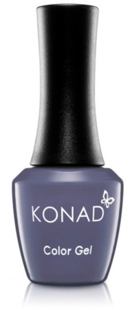 Konad Color Gel Nail Polish - CG081 Ash Blue