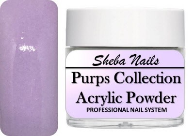The Purps Acrylic Powder Collection - Baby Purple