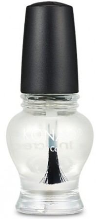 Konad Nail Art - Princess Special Nail Polish - S90 Top Coat - Clear - 12 ml