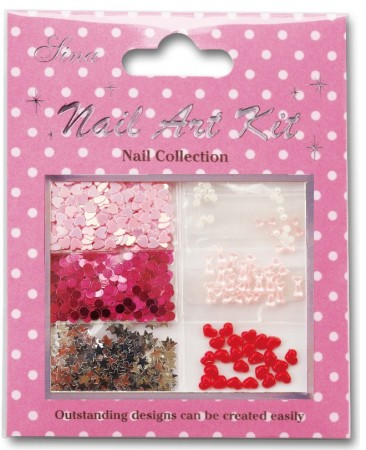 Nail Art Kit - Collection 20