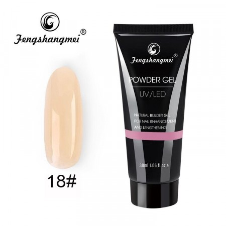 Fengshangmei Powder Gel 18 Light Tan