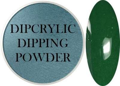 Dipcrylic Acrylic Dipping Powder - Crown Collection - Envy