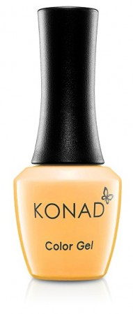Konad Color Gel Nail Polish - CG056 Orange Gelato