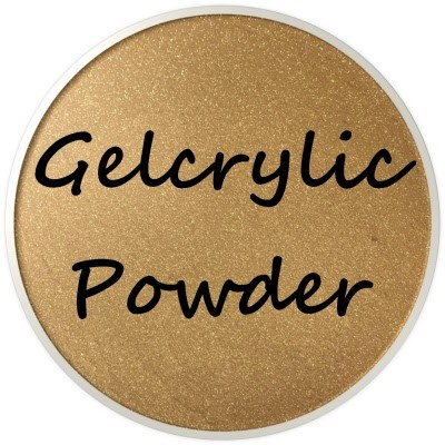 Gelcrylic Powder - Country Charm Collection - Rustic Gold