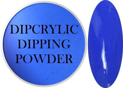 Dipcrylic Acrylic Dipping Powder - Precious Collection - Ultramarine