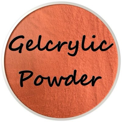 Gelcrylic Powder - Retro Chic Collection - Pumpkin