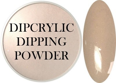 Dipcrylic Acrylic Dipping Powder - Nude Collection - Commando