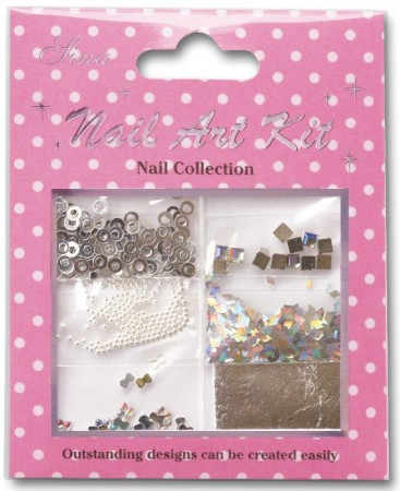 Nail Art Kit - Collection 10