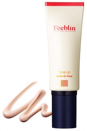Feeblin White On Base 02 Tone Up