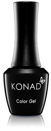 Konad Color Gel Nail Polish - CG003 Pure Black