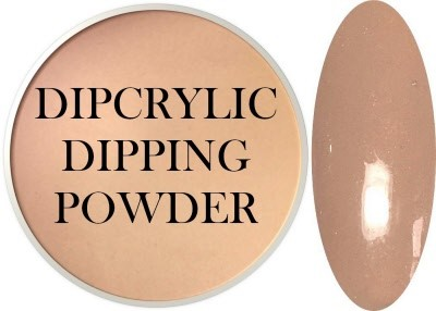 Dipcrylic Acrylic Dipping Powder - Nude Collection - Tawny