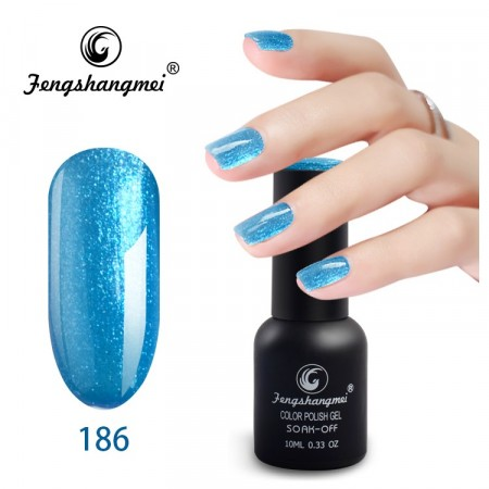 Fengshangmei Color Polish Gel #186