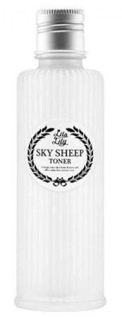Lila Lily Sky Sheep Toner