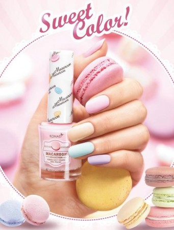 Macaroon Soft Touch Polish