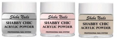 Shabby Chic Acrylic Powder