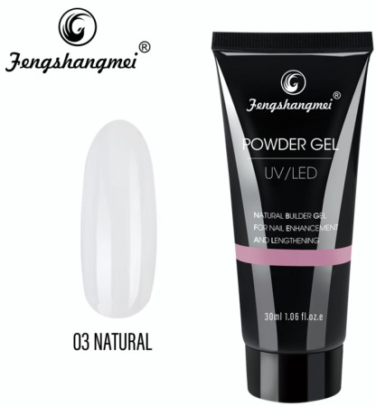 Fengshangmei Powder Gel 03 Natural (#NATURAL-03)