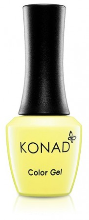 Konad Color Gel Nail Polish - CG057 Yellow Iris