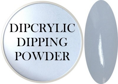 Dipcrylic Acrylic Dipping Powder - Precious Collection - Smoky Blue