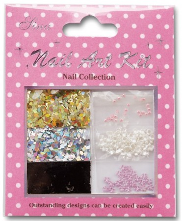 Nail Art Kit - Collection 15