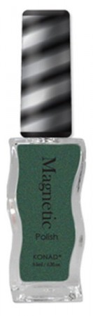 Konad Nail Art - Magnetic Polish - Green - MGP002