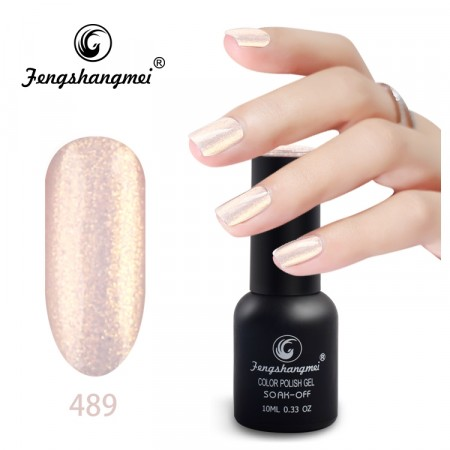 Fengshangmei Color Polish Gel #489
