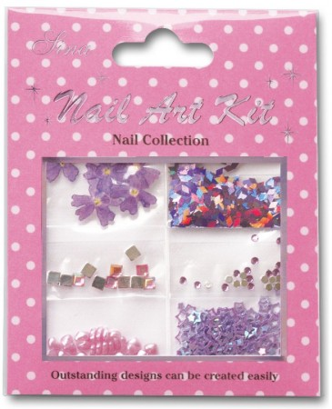 Nail Art Kit - Collection 12