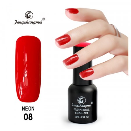 Fengshangmei Color Polish Gel Neon #008