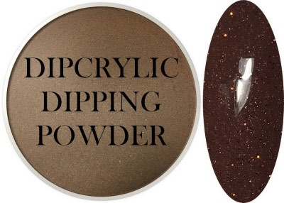 Dipcrylic Acrylic Dipping Powder - Country Collection - Log Cabin
