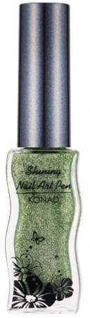Konad Nail Art - Shining Nail Art Pen - A801 Green
