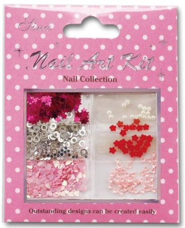Nail Art Kit - Collection 18