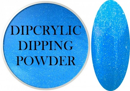 Dipcrylic Acrylic Dipping Powder - Unicorn Poop Collection - Pastel Neon Wings