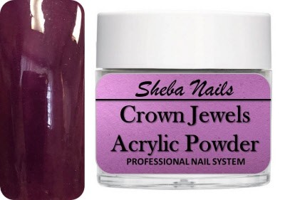 Crown Jewels Color Acrylic Powder - Reign
