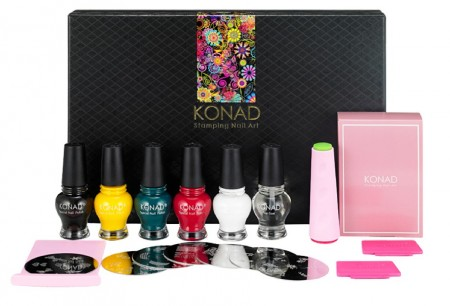 Konad Nail Art - Set - Classic Collection II