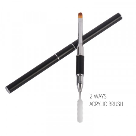 2 Ways Acrylic Brush - Poly Tool